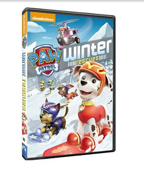paw patrol winter rescues now on dvd mbsgiftguide giveaway winter rescues paw patrol wiki fandom powered by wikia