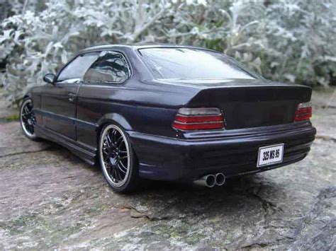 Auto Tuning 93 by Bmw M3 E36 Miniature Preparation Auto Tuning 93 Ut Models