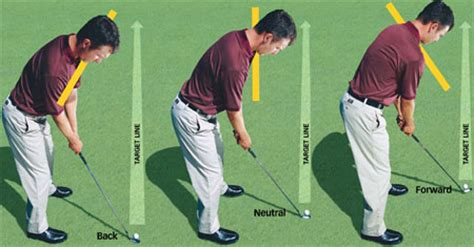 shoulder position in golf swing rick altham golf tips