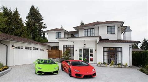 Mediterranean Style Mansions 3 9m Burnaby Mansion Is Fabulous Top To Bottom