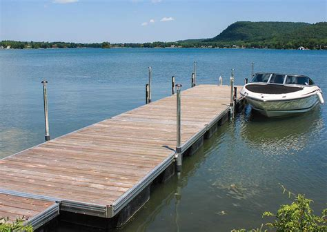 floating dock sections aluminum dock sections floating docks by the dock doctors