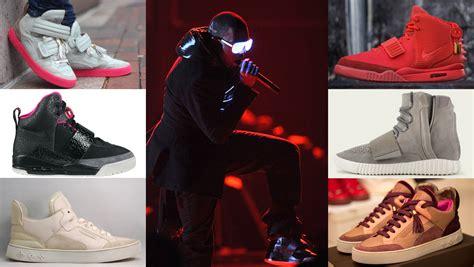 kanye sneaker the 15 best kanye west sneaker releases so far kicks