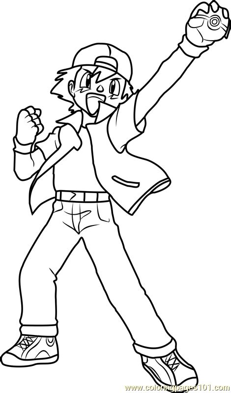 ash xy coloring pages coloring pages