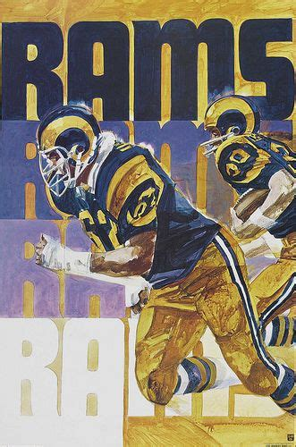 1973 la rams 41 best images about rams on