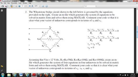 resistor bridge problem resistor bridge problem 28 images mesh current method