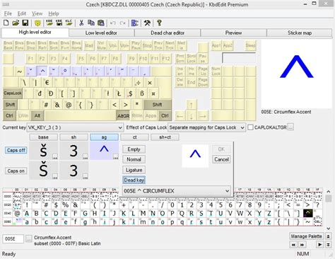 keyboard layout creator windows 10 kbdedit the best keyboard layout editor for windows 10