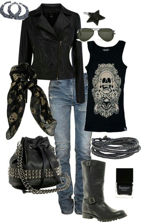 17 best images about biker chic style on pink