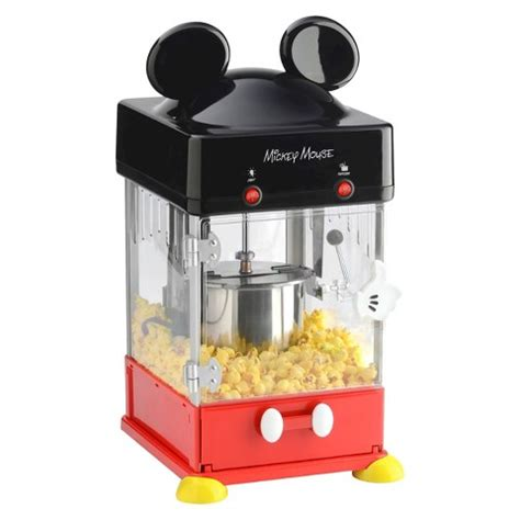 mickey mouse kitchen appliances disney classic mickey kettle popcorn maker target