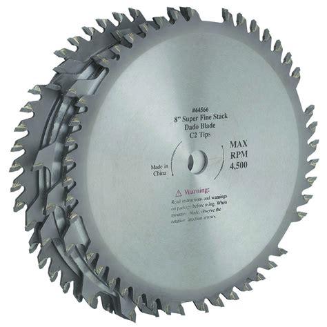 Dado Blade 8 Quot Carbide Tipped Dado Blade