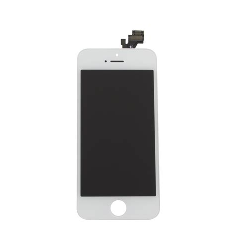 Lcd Iphone 5 Tanpa Touchscreen iphone 5 white lcd touch screen digitizer assembly