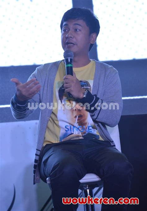 lagu di film raditya dika single foto raditya dika presentasi film single di comic con
