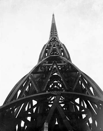 chrysler building spire interior chrysler building factoid nyc five boro tours