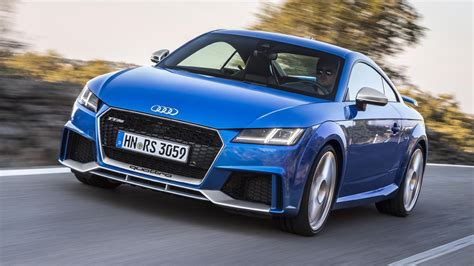 The New Audi Tt by Review The New 395bhp Audi Tt Rs Top Gear