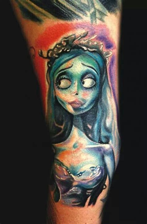 corpse bride tattoo malek corpse i need a