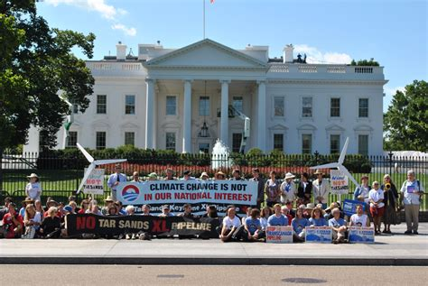 white house protest white house orders every government agency to consider