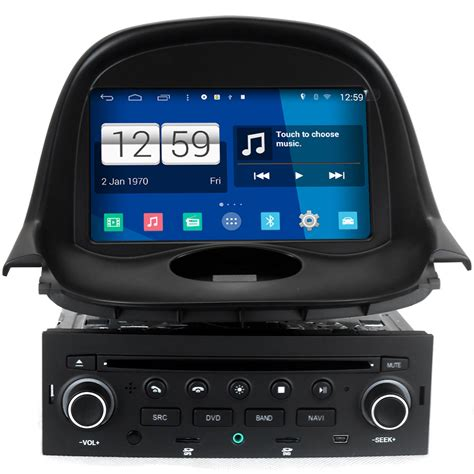 format video head unit china online buy wholesale peugeot 206 stereo from china peugeot
