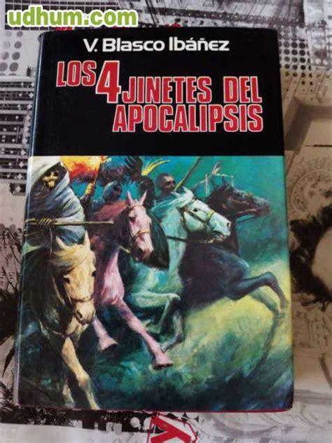 libro los cuatro jinetes del los 4 jinetes del apocalipsis libro