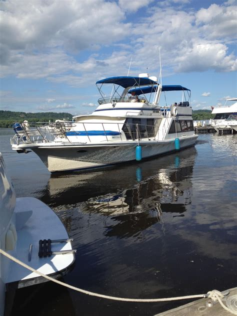 bluewater boat loans 1988 bluewater yachts coastal cruiser 51 power boat for