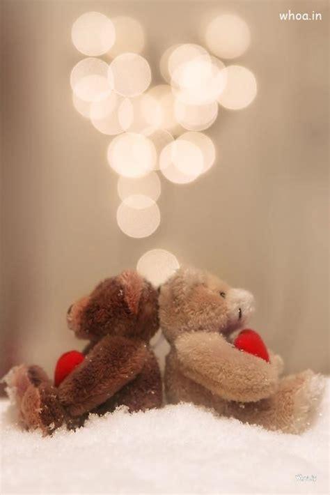 wallpaper couple bear love of couple teddy image