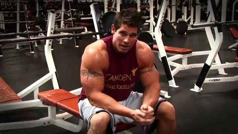 joe manganiello bench press workout inspiration net jason pelletier huge arms chest