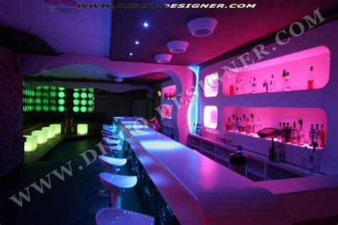 indoor led lights modern nightclub wall led lighting and decor bar lounge