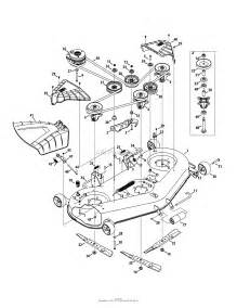 mtd 17arcacw099 247 204191 z6600 2015 parts diagram for mower deck