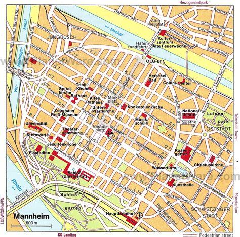 manheim germany map image gallery mannheim map