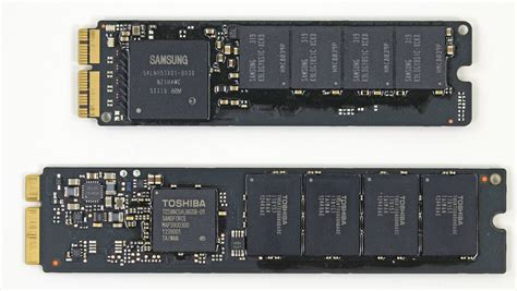 Mba 2013 Ssd by A Custom Form Factor Pcie Ssd The 2013 Macbook Air