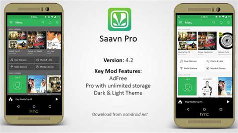adfree pro apk saavn pro 4 2 mod apk cracked adfree free app