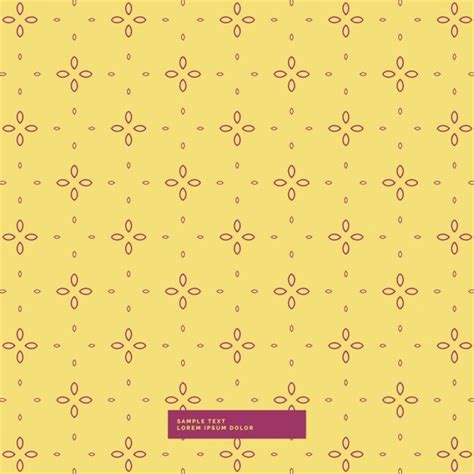 yellow pattern ai yellow background with a red pattern vector free download