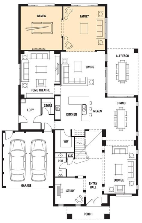 porter davis homes floor plans house design marriot porter davis homes