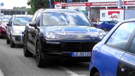 Porsche Cayenne Videos by Porsche Cayenne Spy Video Motor1 Photos