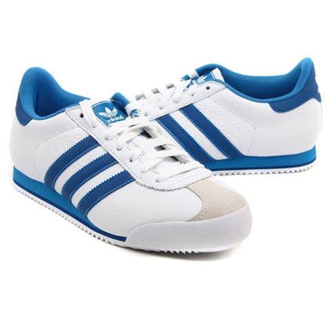 new adidas originals kick retro trainer fashion mens white leather shoes uk size ebay