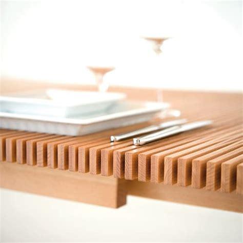schiebe tafeln raumteiler esstisch lignum arts t 030 holzwerkstatt gracklauer
