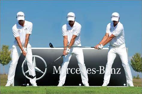 modern golf swing a modern classic adam scott swing sequence golf swings