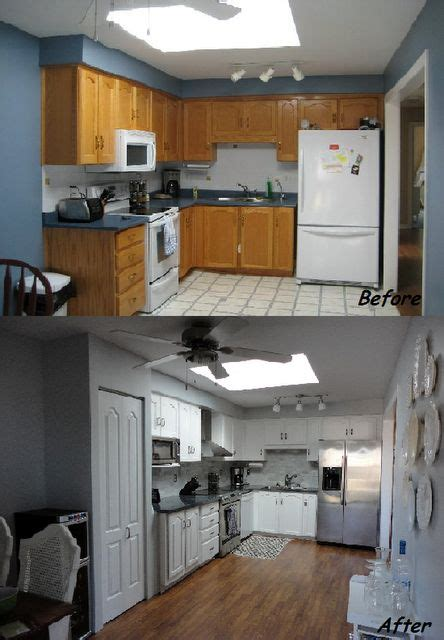 Remodeling Kitchen Cabinets On A Budget by 17 Best Ideas About Cheap Kitchen Remodel On Pinterest