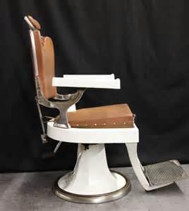 fauteuil de coiffeur barbier brocante et franck