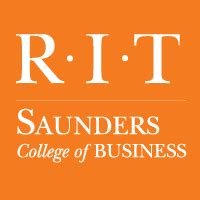 Saunders Rit Mba Cost by Saunders College Of Business
