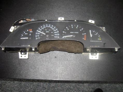 service manual 1997 oldsmobile aurora instrument cluster removal how to change the headlight