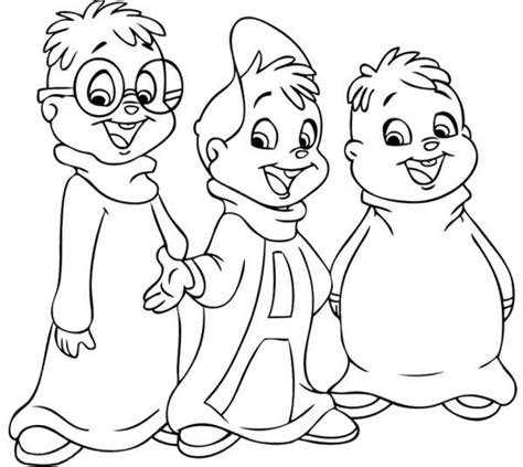 coloring books chipettes coloring pages printable winter coloring pages