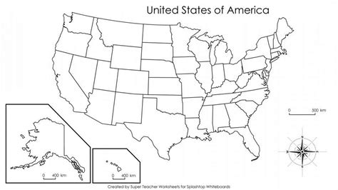 america map no labels map usa states blank map travel holidaymapq