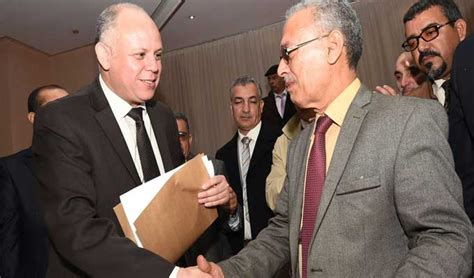 Dec Shansan Salem tunisie accord factions libyennes 171 kharrabtouha il