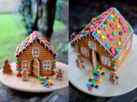 easy gingerbread house new christmas traditions our first gingerbread house spice in the city