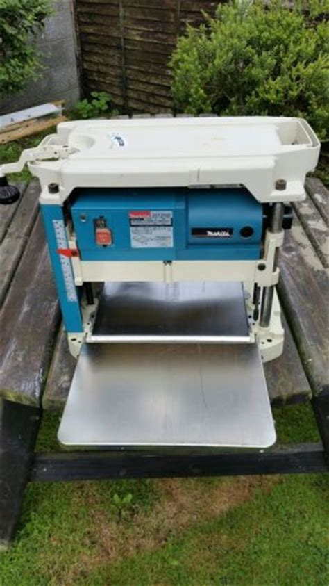makita bench planer makita 2012nb 304mm bench top planer 110v for sale in