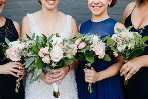 And Bridesmaid Flower Bouquets by Inspiring Rustic And Modern Weddings Flowers For Dreams