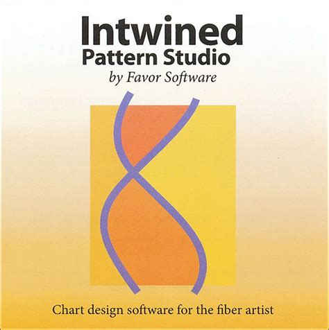 pattern design software knitting intwined pattern studio software sewing and crochet