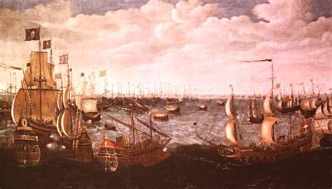l invincibile armada storia della spagna inizio dell era moderna