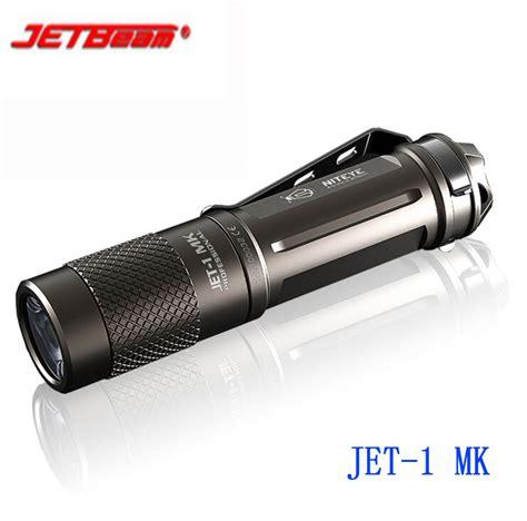 Jetbeam Jet Ii Mk Senter Led Cree Xp L Hi 510 Lumens Black Hitam 2 jetbeam jet i mk cree xp g2 led 480 lumens mini recharge cing flashlight by aa or 14500 in