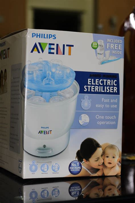 Iq Baby Bottle Brush 3 In 1 avent electric steam sterilizer ving health shop