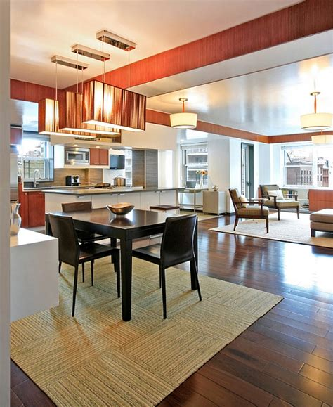 Kitchen Island Decoration 10 tips to organize spaces without walls